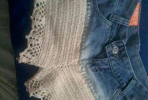 вязание летней одежды