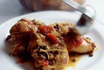 Syrian food / Syrisch eten : hapjes en maaltijden