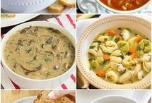 Supper: Soups