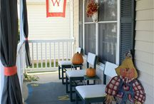 Fall Decorating / by Penny Oakes