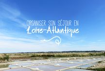 Loire-Atlantique / Découvertes et visite dans le département de Loire-Atlantique (44).