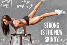 Fitness Inspiration  / All images pinned to this board are displayed solely for instruction, research, and/or discussion and commenting. The purpose and character of this board is for nonprofit educational purposes only. / by Paula Ring