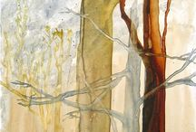Birch -Trees