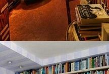Books and Reading  / Books, book references, anything to do with reading. Including secret reading rooms.