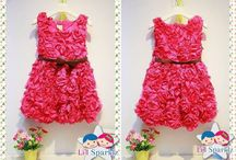 Party Frocks for Girls / Glamorous, beautiful, elegant party frocks for your little princess! / by mybabycart.com