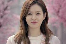 son ye jin / korea artist