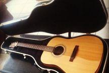 Guitar / Music / by Bella Montoya