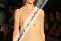Fashion Week Sept 2012 & UNITE Hair