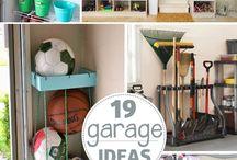 Garage / by Janelle Hughes