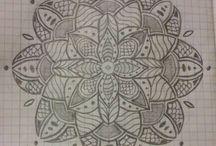 My works - Drawings