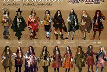 весь 17 век