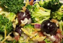 Food - Salad and Salad Dressings / by Alicia Bury