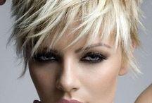 Cute hair cuts/hair dos / by Beth Kosanovich