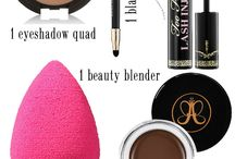 women fashion and beauty essentials