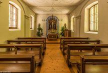 Kirchen / Kapellen - Churches