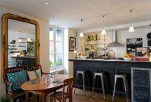 restaurant et salon de the hors Paris