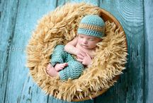 {Inspired - Newborns} / by Tricia Moskal