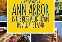 Ann Arbor Trip / Awesome things in Ann Arbor / by Amanda @ Two Blue Pillars