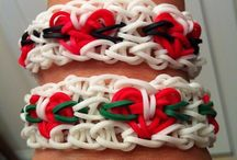 Loom Bracelet Tutorials