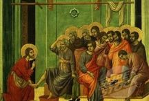 Homilies / Daily Homiles based on the Catholic readings from the Bible at Mass each day.