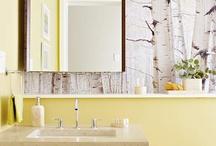 Pale Yellow Bathroom Ideas