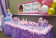 Niyahs 5th birthday / Princess Party