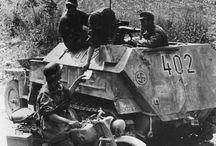 Sonderfahrzeug der deutscher Wehrmacht
