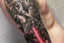 war tattoo