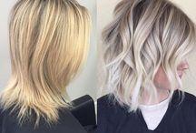 Hair Loving / Inspirational hair ideas