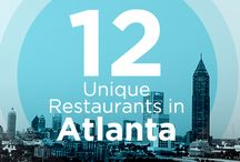 Great places to eat in Atlanta!