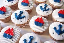 cupcake marinheiro