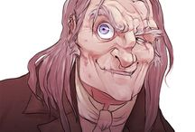 "Alastor Moody ""Mad-Eye"""