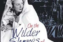 on the wilder shores of love: a bohemian life (virago) / Most famous for The Wilder Shores of Love, Lesley Blanch was a scholarly romantic and a bold writer with a lifelong passion for Russia, the Balkans and the Middle East.  This book collects together the story of her marriage; her journalism on the artistic melting pot that was London between the wars; and a selection of her most evocative travel pieces, to create the story of a fascinating, bohemian – and, at times outrageous - life that spanned the twentieth century.