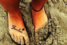 Tattoos  / by Brittani Franczek