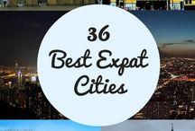 Expat Cities