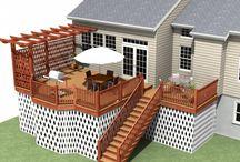 Загородный дом-коттедж