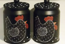 latas decoradad