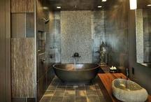 Organic bathrooms
