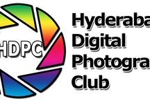 Hyderabad Digital Photography Club / The aim of the HDPC isto promote the knowledge and photographic skills of the members and provide a forum for interaction with others of similar interest. We will try  to spend many a happy hours  together in learning and discussion and at times in awe of a visiting place of interest and have photo shoots.