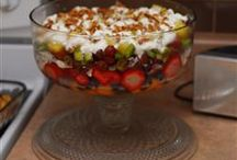 Recipes / by Lisa Thompson