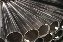 Steel Pipes / Steel Pipes are anti corrosive in nature, durable and need no maintenance. Clients can get these from us as per their requirements.