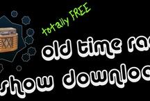 old time radio  / by Dawn Paugh