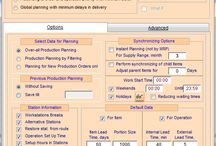 Finite Capacity Production Planning / KITARON ERP&MES system Specialized in management and production scheduling capacity planning and provides the ultimate tool for improving productivity and compliance in OTD, that leads to better profitability of the plant by planning the most effective utilization of existing resources rather than increasing the plant's resources