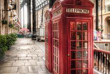 London Calling... / by Eef