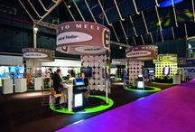 Exhibition concepts / trade show events / The Inside stand building can help you with the organization of a exhibition: from the exhibition concept to fully furnishing and decorating the exhibition floors (including uniform exhibition stands, stand design and construction). This way we organize the event for you from start to finish!