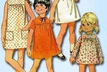 1960's kids clothes