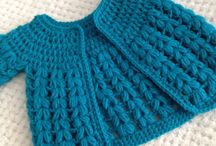 Baby crochet - clothing