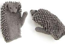 Knit, crochet, spin