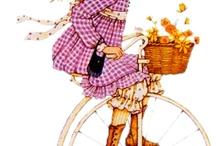 kerékpározó kislány