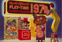 Mc.Donald`s Playtime Calendar